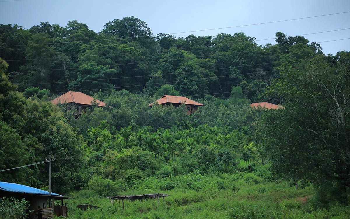 Best Resorts and Homestays near Shimoga, Luxury Resorts near Thirthahalli
