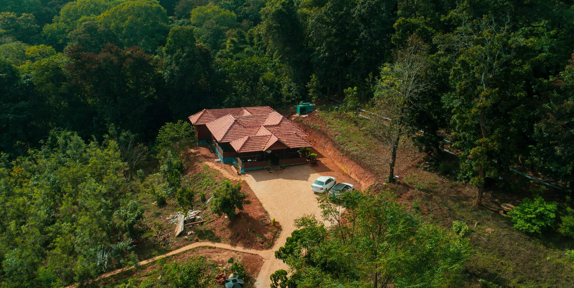 Homestays and Resorts near Shimoga